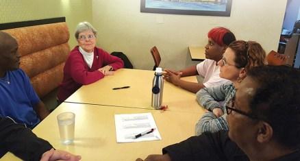 Sister Barbara Sheehan and Urban CPE Consortium