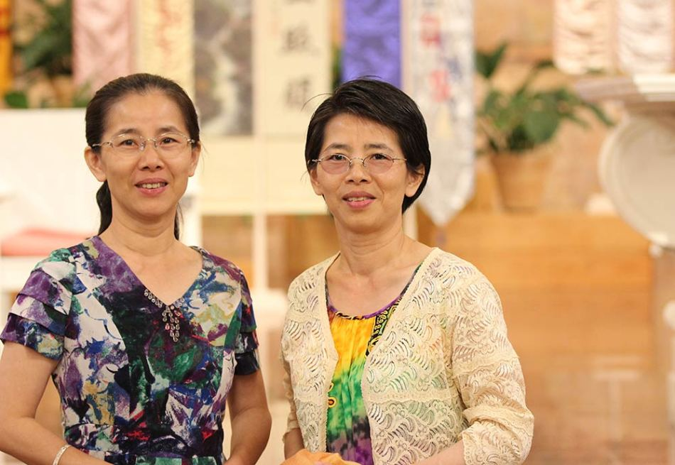 twin, asian, sisters, Sisters of Providence, vows