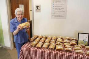 Join Sister Rose Marita Riordon, the Sisters of Providence and Providence Associates for a bake sale from 11 a.m. to 4 p.m., on Saturday, Dec. 10.