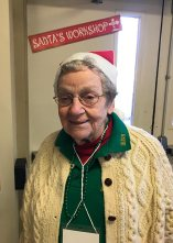 Sister Alice Ann Rhinesmith directs the way