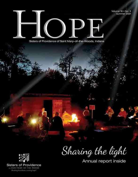 HOPE summer 2021 — Sharing the light