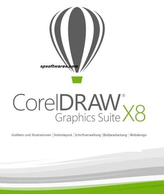 CorelDRAW X8 Full Crack