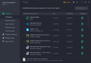 IObit Uninstaller Pro 7.3.0 Crack