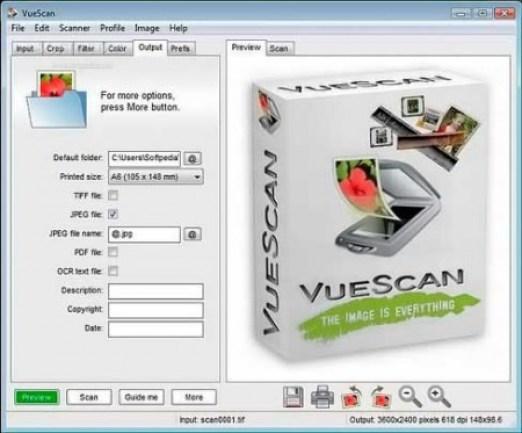 VueScan 9.6.06 Crack