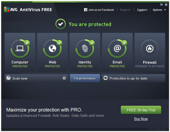 AVG AntiVirus 18 Crack
