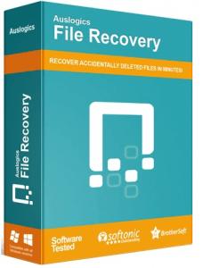 Auslogics File Recovery 7 Crack
