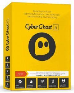 CyberGhost VPN 6.5.0 Premium Crack