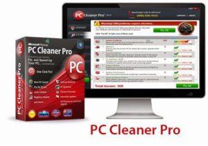 PC Cleaner Pro 2018 Crack
