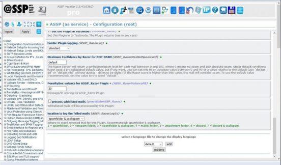 Anti-Spam SMTP Proxy Server 2.6.1 Crack