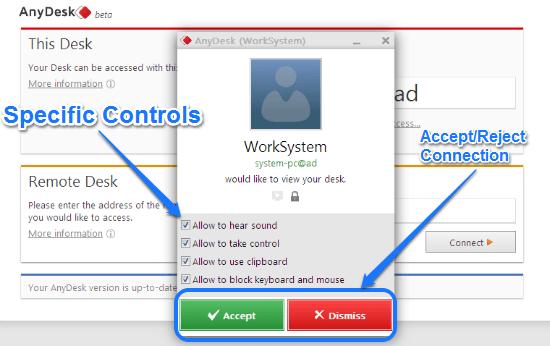 AnyDesk 4.0.1 Crack