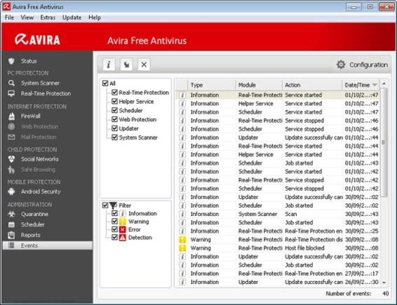 Avira Free Antivirus 15.0.36.139 Crack