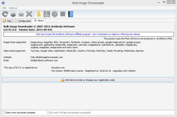 Bulk Image Downloader 5.22.0.0 Crack