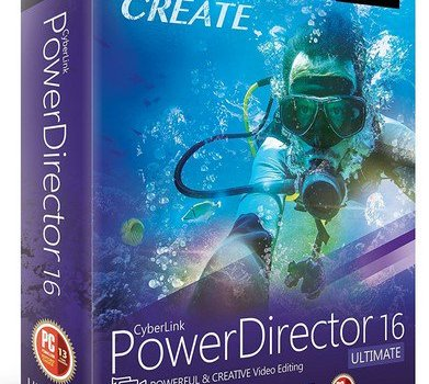 CyberLink PowerDirector 16.0.2730.0 Crack