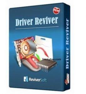 Driver Reviver 5.25.8.4 Crack