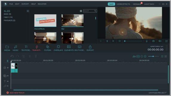 Filmora Video Editor 8.6.2 Crack