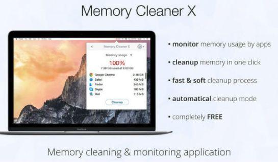 Memory Clean 3 1.0.7 Crack