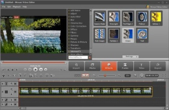 Movavi Video Editor 14.4.0 Crack