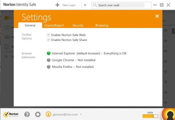 Norton Safe Search 2.7.1.3 Crack