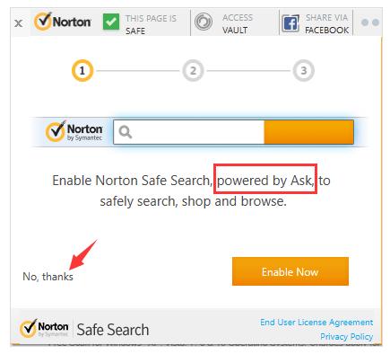 Norton Safe Search 2.7.1.3 Crack