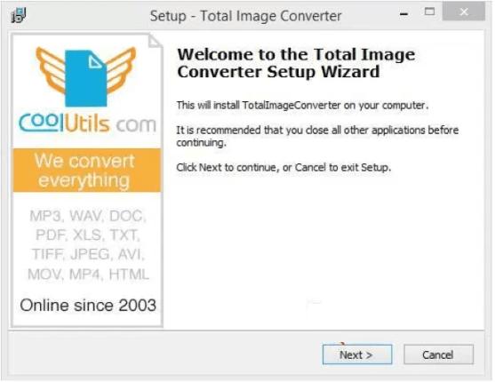 Total Image Converter 7.1.1.159 Crack