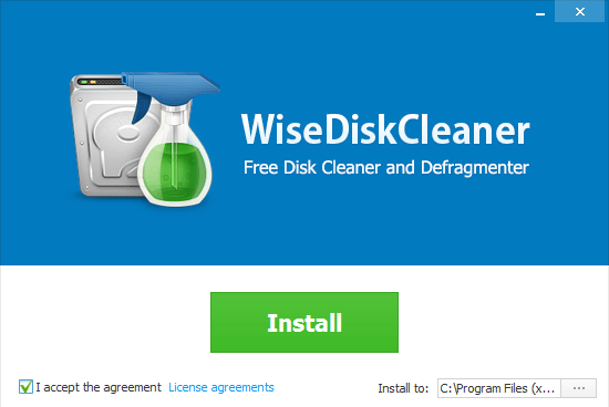 Wise Disk Cleaner 9.7.3 Build 690 Crack