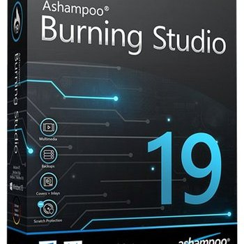 Ashampoo Burning Studio 19.0.1 Crack