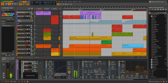Bitwig Studio 2.3.4 Crack