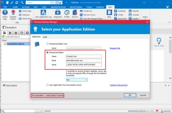 Remote Desktop Manager Enterprise 13 Crack