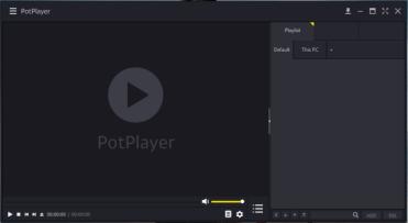 PotPlayer 1.7.21547 Crack 2021