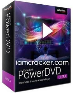 PowerDVD 18.0.1815.62 Crack