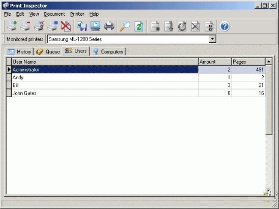 SoftPerfect Print Inspector 7.0.10