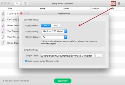 Sidify Music Converter 1.3.4 Crack