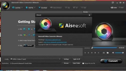 Aiseesoft Video Converter Ultimate 9.2.56 Crack