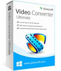 Aiseesoft Video Converter Ultimate 9.2.58 Crack