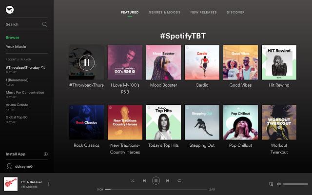 Spotify 1.1.2.285 Crack Full Keygen