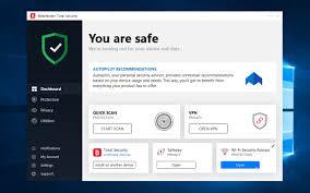 Bitdefender Total Security 23.0.22.97 Crack