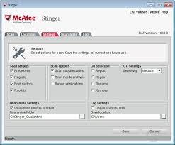 McAfee Stinger 12.2.0.318 Crack 2021
