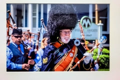 Drum And Pipe Major