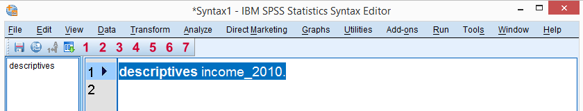 SPSS - Statistical Package for the Social Sciences - Quick Overview