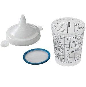 SATA RPS 0.3lt Disposable Cup/Lid System
