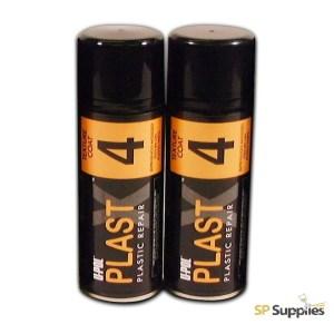 Upol Plas4 PLAST X TEXTURE COATING Aerosol X 2