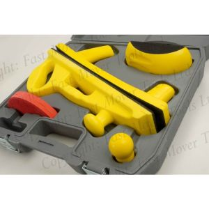 FMT5519 Long bed hand sanding kit with hook and loop.