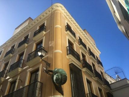 Calle Puente y Pellón & Calle Lineros