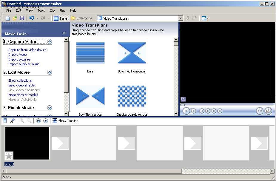 تحميل برنامج Windows Live Movie Maker 12 للكمبيوتر