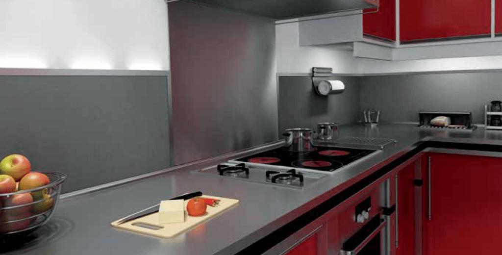 jonction plan de travail cuisine