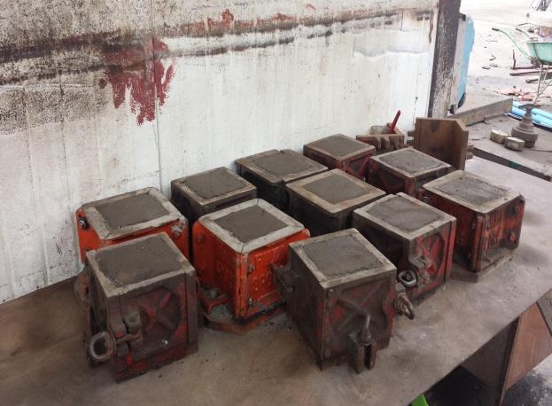 Cube Sample Preparation