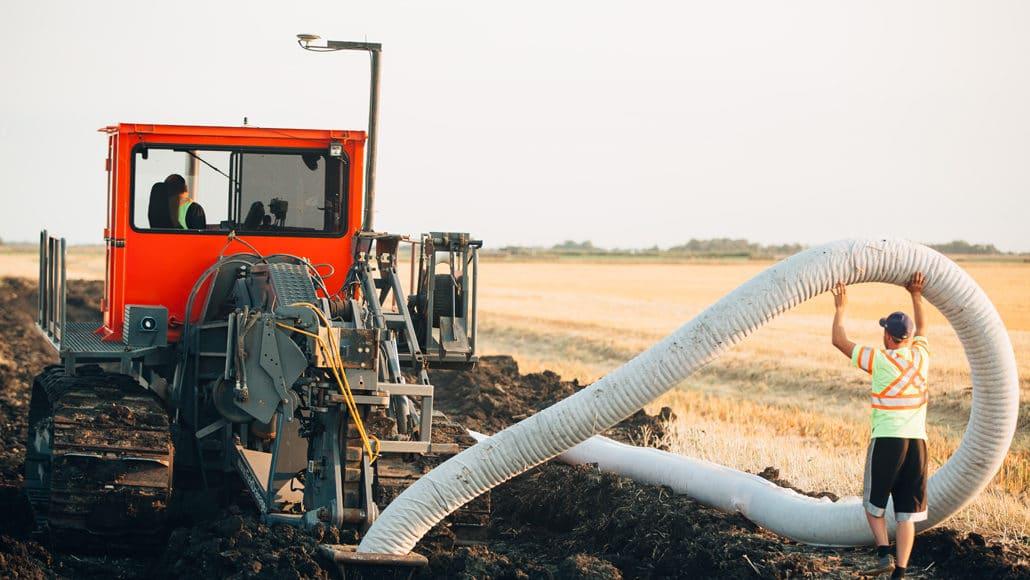 investing in better drainage spud smart