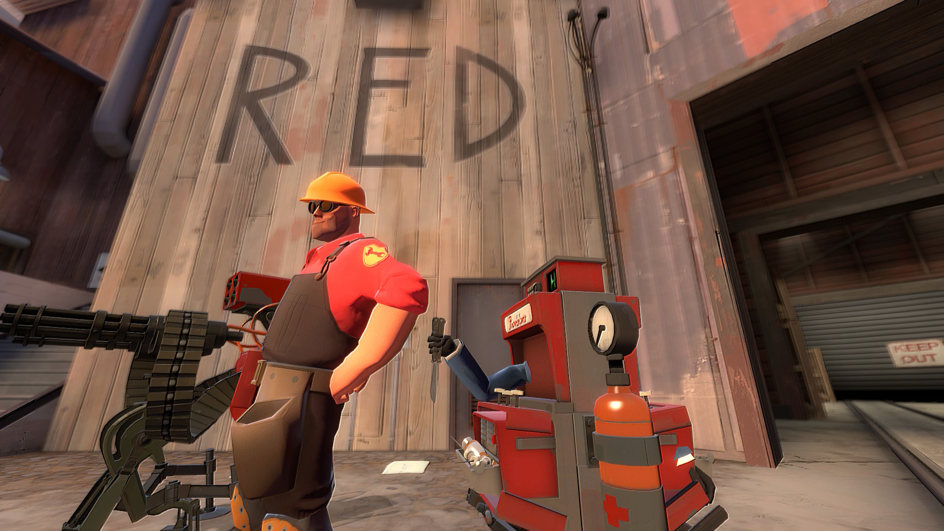 My favorite TF2 unused content - The Daily SPUF