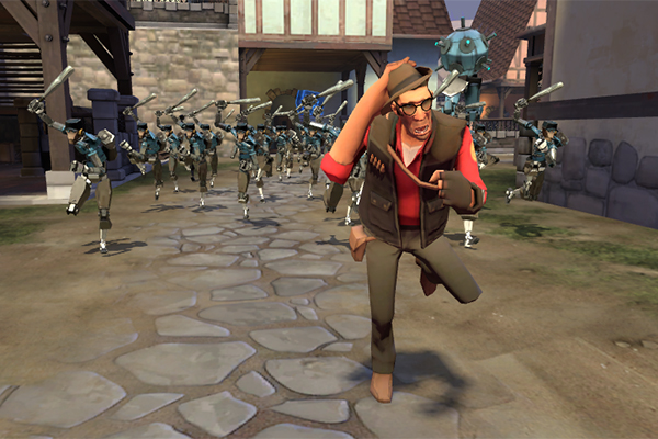 The crazier side of MvM...