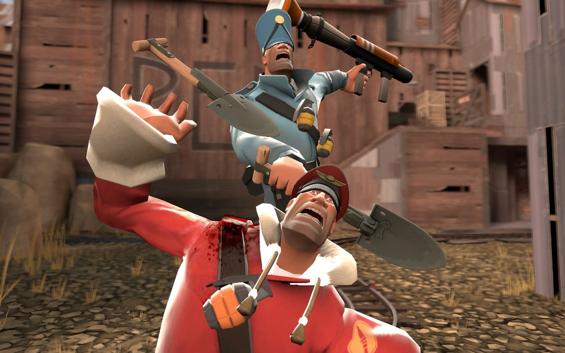 Going Mobile: A New Trolldier For A New TF2 - The Daily SPUF